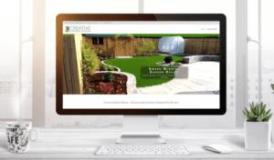 Creative Garden Design Website