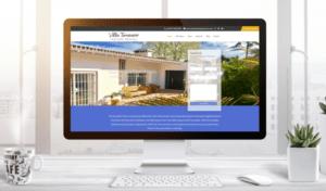 Villa Timenero Website